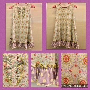 Matilda Jane  Floral Tank Dress